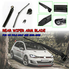 New Rear Wiper Arm Wiper Blade Kit Set For VW Golf V MK5 From 2003 to 2009 US