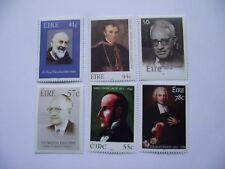 IRELAND (ÉIRE). SIX SINGLE STAMPS (2002-2007) UNMMINT