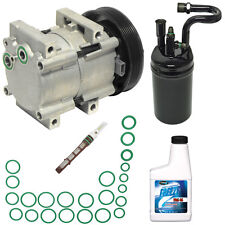 New A/C Compressor Kit With Clutch AC for 91-93 Ranger 2.3L