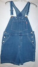 JUNIORS WOMENS CARTER'S OVERALL SHORTS  SIZE M