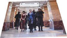Colin Salmon Resident Evil Retribution SIGNED AUTOGRAPH 16x12 Photo AFTAL UACC