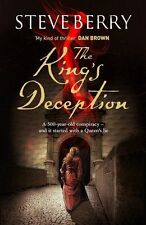 New, The King's Deception: Book 8 (Cotton Malone), Berry, Steve, Book