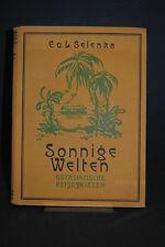Selenka – Sonnige Welten – Ostasien - 1925
