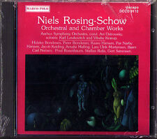 Niels ROSING-SCHOW Chamber Concerto Trio Extraction Sonata a Due Harpsichord CD