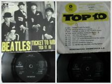 """Beatles 7"""" Ticket To Ride (SW rarity)"""