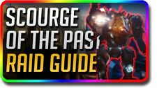Destiny 2 Scourge of the past raid recovery (Full run) ps4