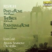 Ottorino Respighi - Pines Of Rome The Birds Fountains Of Rome [CD]