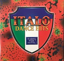 Academy Street ITALO DANCE HITS CD - DJ Compilation Bathgate Scotland