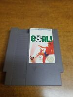Goal (Nintendo Entertainment System, 1989)