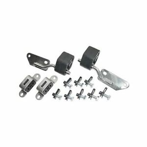 Pypes HFH30 Exhaust Hangers OE Style Stainless Steel Ford Mustang Kit