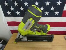 RYOBI One+ 18V Cordless 15 Gauge Angled Finish Nailer Model# P330 612