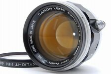 [Excellent++] Canon 50mm F/1.4 Leica Screw Mount LTM L39 Lens from Japan #662
