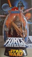 Star Wars Chewbacca  Force Battlers NEW  inc. Water Cannon!