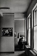 1938/63 Vintage ALFRED STIEGLITZ American Place Gallery Photo ANSEL ADAMS 16x20