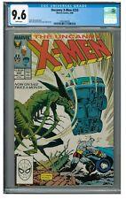 Uncanny X-Men #233 (1988) Copper Age Marvel CGC 9.6 HH184