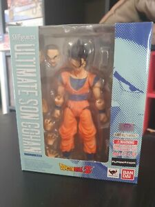 Bandai S.H.Figuarts Dragon Ball Z Ultimate Son Gohan New in Box Authentic