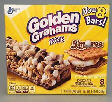Golden Grahams Smores Chocolate Marshmallow Treats 8.48 oz