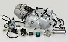 Moteur complet POLINI 125cc 4T cylindre air carburateur Pit Bike Dirt Bike XP4S