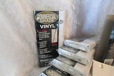COMMERCIAL GRADE VINYL SHOWER CURTAIN or LINER 4 suction anchors, 70 x 71 (a)