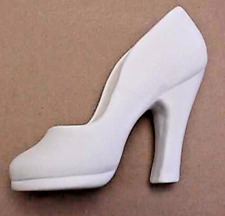 Plain High Heel Shoe Ready to paint ceramic bisque New Cast Decorative use only