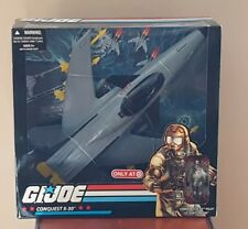 GI JOE 25TH ANNIVERSARY TARGET EXCLUSIVE  Pilot and CONQUEST X-30 MIB