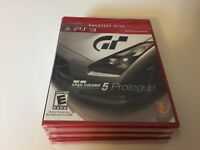 Gran Turismo 5 Prologue (Sony PlayStation 3, 2007) PS3 NEW