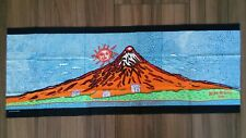 Kusama Yayoi Tenugui Tapestry Mt. Fuji Japan Limited