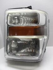 Left Halogen Headlight 2008 2009 2010 FORD F250 F350 F450 7C3413006A 8C3413006A