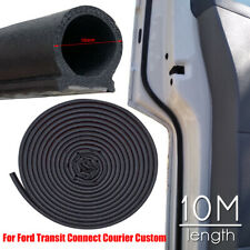 For Ford Transit Custom Connect Weatherstrip Door Seal Upgrade 16x16mm 32.8ft