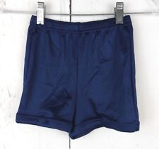 Alleson Cheerleading Shorts Womens Small Navy Blue S
