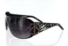 ED Hardy NEW YORK CITY Sunglasses Black EHS 038