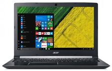Acer Aspire 7 A715-71G 15.6'' (1024 GB + 128 GB, Intel Core i5 7th Gen., 3.5 GHz, 8 GB) Notebook/Laptop - Black - NX.GP8EK.002