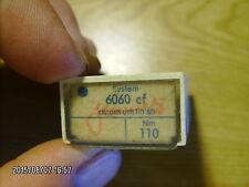 100 pc SCHMETZ sewing machine needles 6060 cf NM 110
