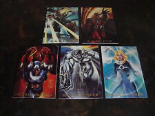 1994 Flair Marvel---Power Blasts---Lot Of 5---Multi-Lots---No Dupes---See List