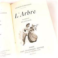 🌓 EO Exceptionnel 1/50 ex sur chine GEORGES RODENBACH / JOSEPH PINCHON, L'Arbre