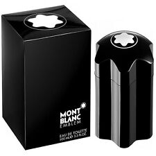 EMBLEM Mont Blanc Men cologne edt 3.4 oz 3.3 NEW IN BOX