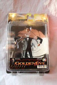 "DRAGON JAMES BOND 007 GOLDEN EYE 5"" ACTION FIGURE #36003"