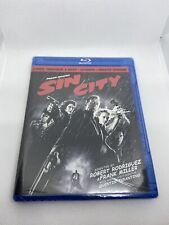 Sin City (Blu-ray 2009, 2-Disc, Special Edition Recut And Extended) Brand New