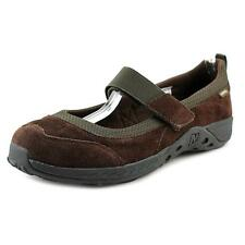 Merrell Flat (0 to 1/2 in.) Suede Athletic Shoes for Women