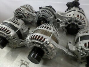 2008 Chevrolet Silverado 1500 Alternator OEM 122K Miles (LKQ~247798063)