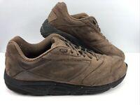Brooks Men's Addiction Walker Walking Shoes Brown 15EE US