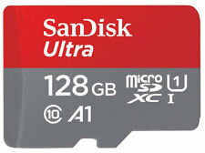 SanDisk 128GB Micro SD SDXC Ultra Memory Card 100MB/s (Class 10) n SD Adaptor