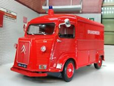 Citroen Type H Red Welly 1 24 We24019re