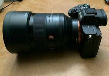 Sony Alpha A7R III 42.4 MP Digital Camera & Sony FE 85mm F1.4 GM Lens, & Filters