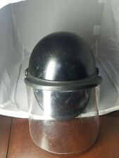 Helmet Super Seer Tactical Police W Protective Safety Shield Size M S1611 600