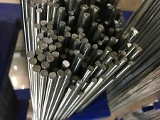 5 x 6mm '304' Stainless Steel Rods in varying lengths between 1300mm & 1380mm