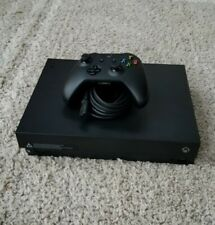 Xbox One X System 1TB Great Condition