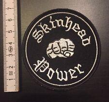 Skinhead Power ricamate/patch (Reich Adler, Deutsches Reich, oi, Biker)