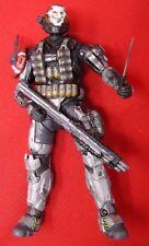 Halo Reach Figure Series 1 Spartan Emile Noble Four McFarlane Toys