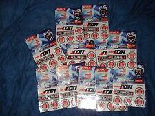 Rarität!12 x Aufkleberkarten/Sticker 60Stück FC St.Pauli RAN Fussball Fanartikel
